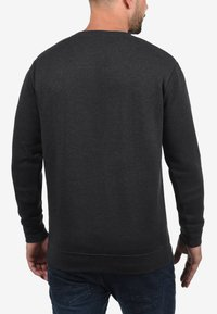 Solid - ALASK - Sweatshirt - dark grey - 1