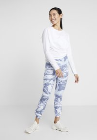 Cotton On Body - ACTIVE LONGSLEEVE  - Maglietta a manica lunga - white - 1
