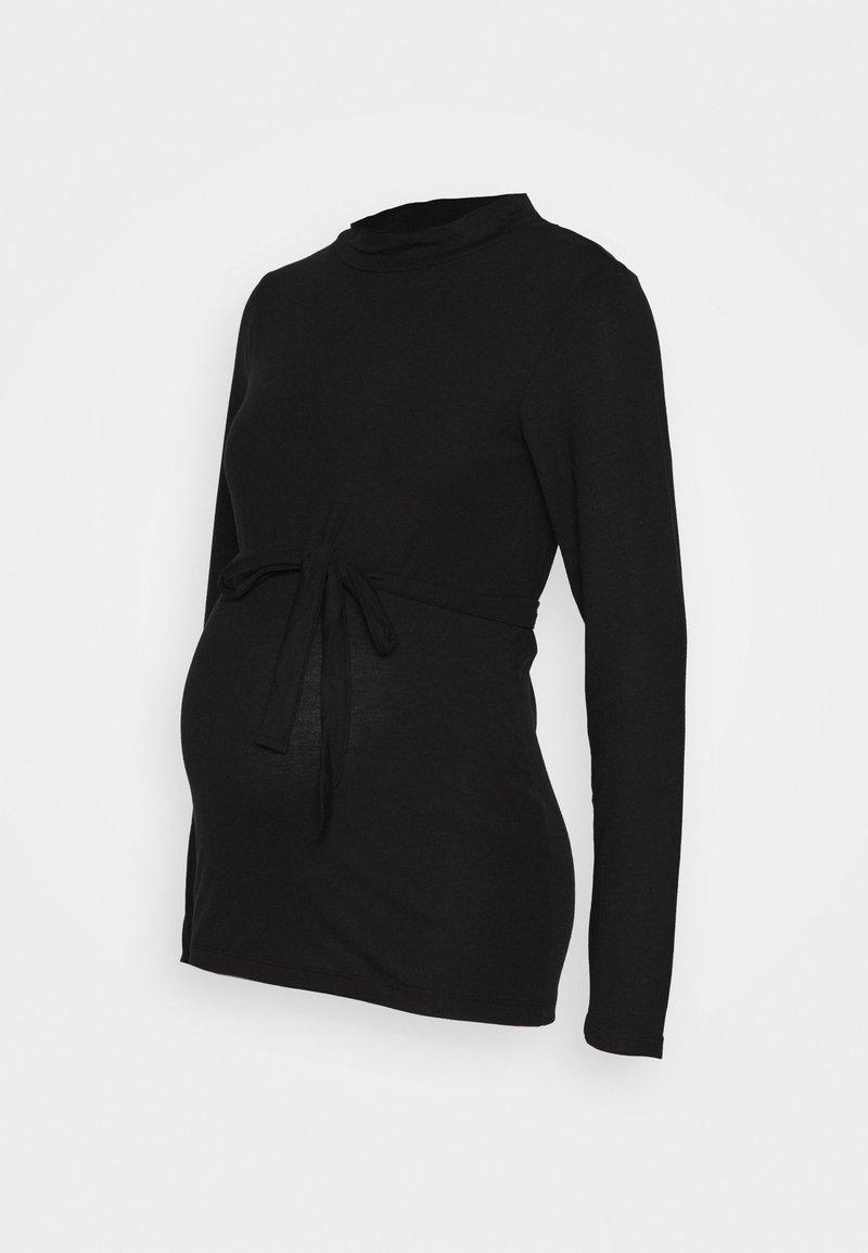 MAMALICIOUS - MLFAY - Long sleeved top - black