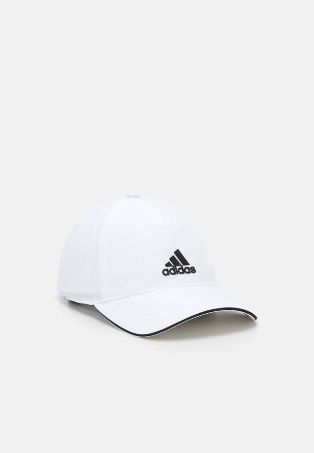 UNISEX - Cappellino - white/black