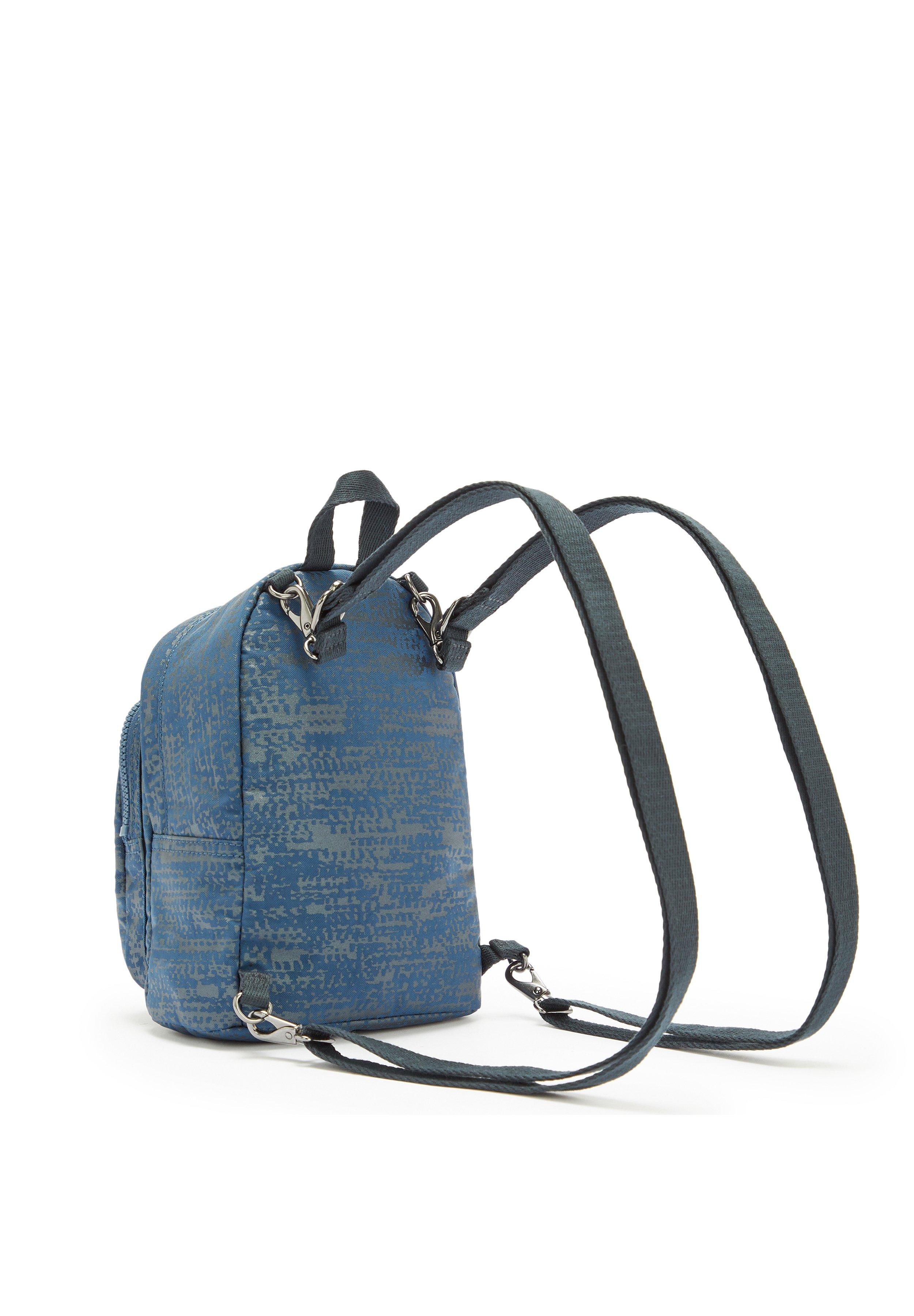 Kipling Delia - Plecak Blue Eclipse Pr