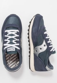 Saucony - JAZZ ORIGINAL - Baskets basses - navy - 0