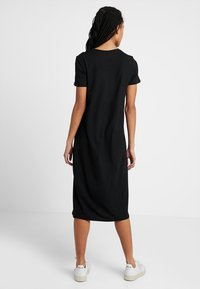 Vero Moda - VMGAVA DRESS - Jerseykjole - black - 2