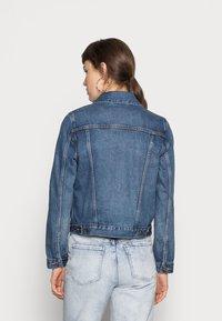 Levi's® - ORIGINAL TRUCKER - Veste en jean - soft as butter dark - 2