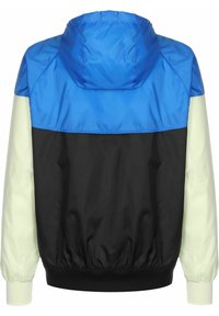 Nike Sportswear - Vindjacka - black/signal blue/lime ice/white - 1
