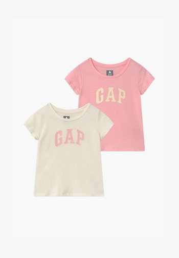 TODDLER GIRL LOGO 2 PACK