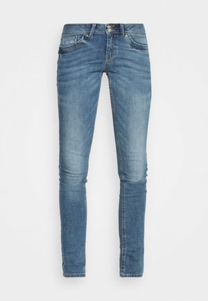 JONA - Jeans Skinny - used light stone blue denim