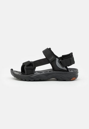 ULA RAFT WOMENS - Outdoorsandalen - black