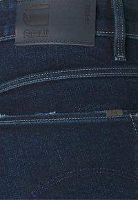 G-Star - FLARE - Flared Jeans - worn in ultramarine - 5