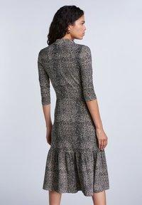 SET - Day dress - light stone grey - 1