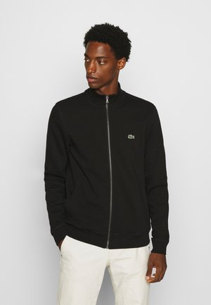 veste en sweat zippée - noir