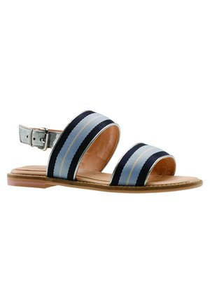 Sandaalit nilkkaremmillä - lightblue