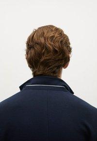Mango - Blazer jacket - námořnická modrá - 4