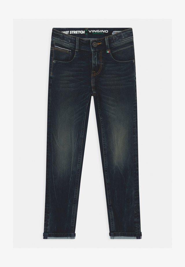 ALFONS - Jean slim - old vintage