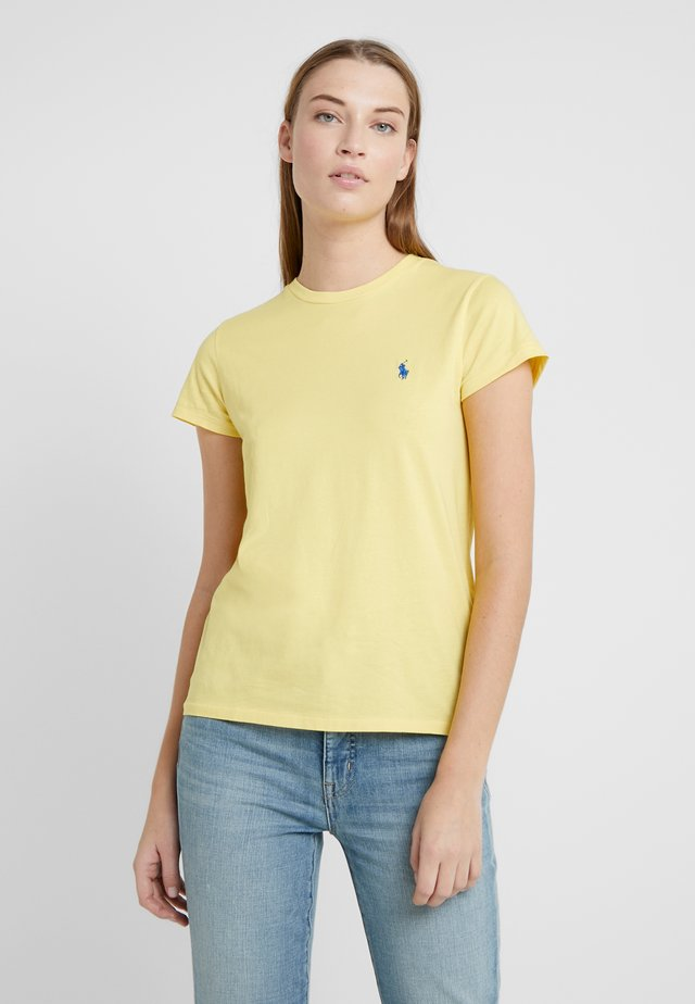 TEE SHORT SLEEVE - Jednoduché triko - lemon crush