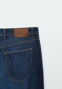 Massimo Dutti - Straight leg jeans - blue - 6