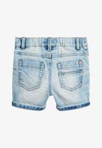 Next - Shorts vaqueros - light blue - 1