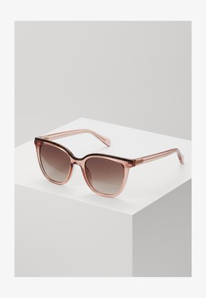 Sunglasses - pink crys
