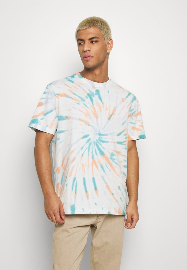 WINDMILL TEE - T-shirt imprimé - coral