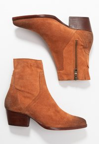 H by Hudson - BERYL - Cowboystøvletter - rust - 3