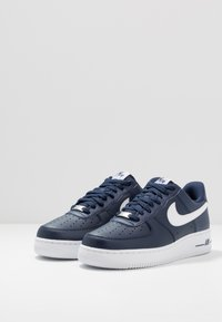 Nike Sportswear - AIR FORCE 1 '07 AN20  - Tenisky - midnight navy/white - 2