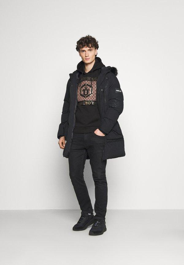 Glorious Gangsta DASLI HOODIE - Bluza - black/czarny Odzież Męska TOLZ