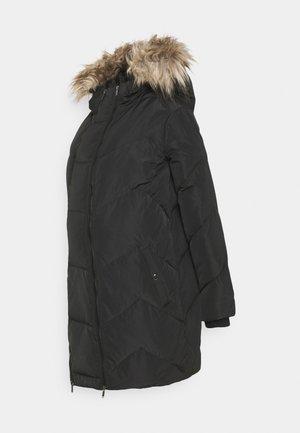 MLSICILIA  - Dunkåpe / -frakk - black