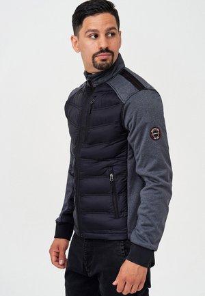 ALTERIO - Light jacket - black