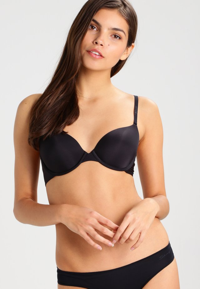 BODY MAKE UP - T-shirt bra - black