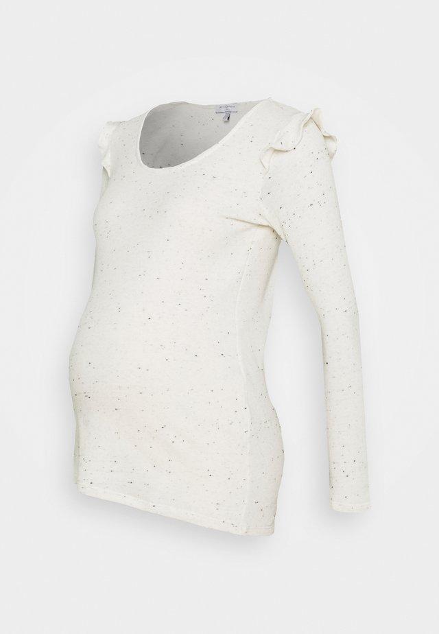 CASSIE  - Trui - off white