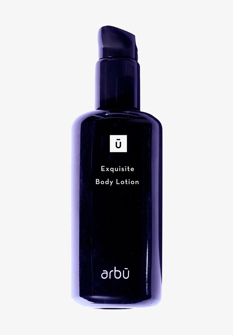 arbū - BODY LOTION SHAPE EXQUISITE ORGANIC BODY LOTION - Hydratatie - -