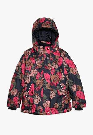 HMLROSE SKIJACKET - Winter jacket - multi colour pink