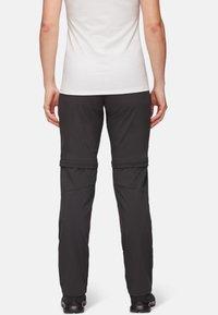 Mammut - RUNBOLD  - Trousers - grey - 1
