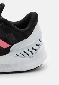 adidas Performance - CLIMACOOL VENTANIA - Neutrala löparskor - core black/hazy rose/footwear white - 5