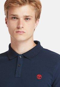 Timberland - LS MILLERS RIVER  - Polo shirt - dark sapphire - 4