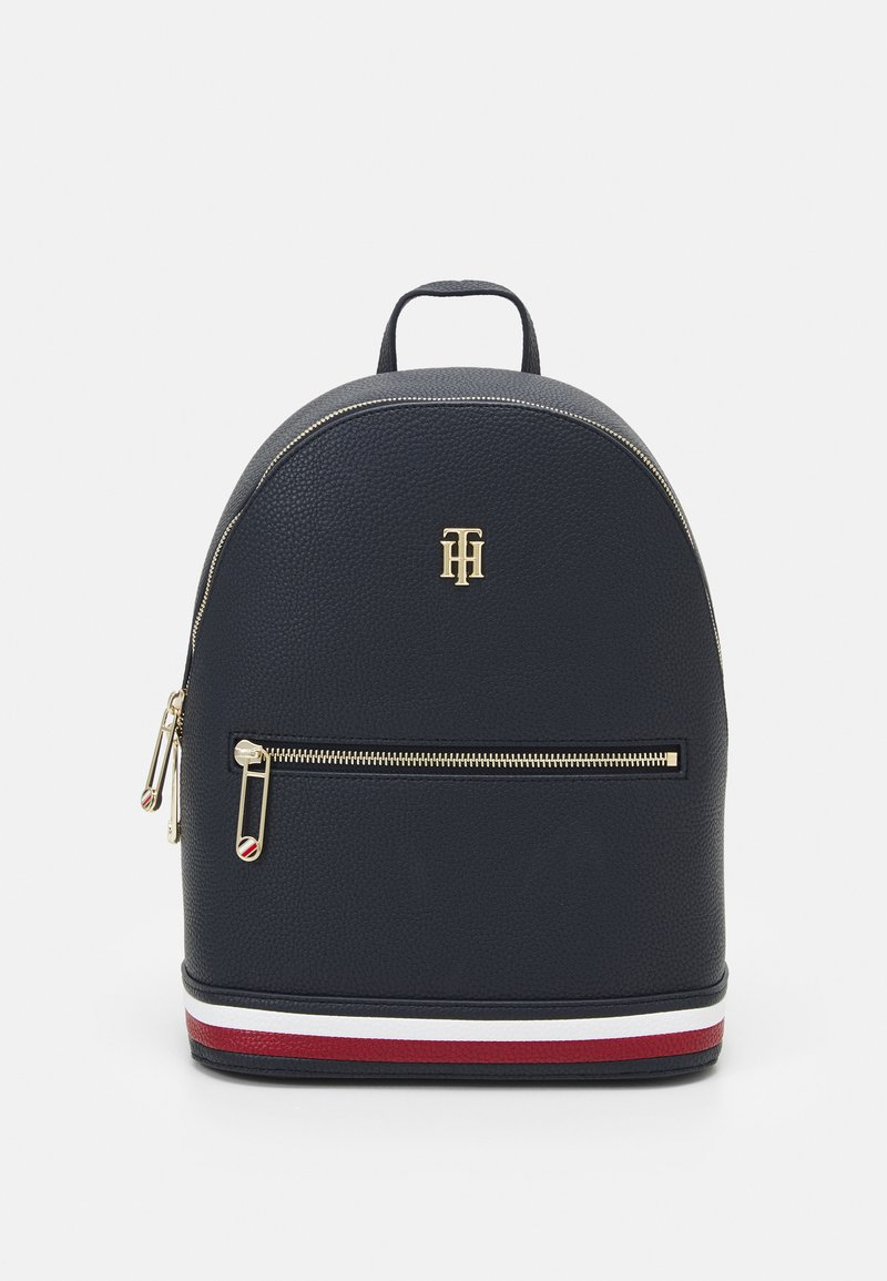 Tommy Hilfiger - ELEMENT DOME BACKPACK - Rucksack - navy corporate