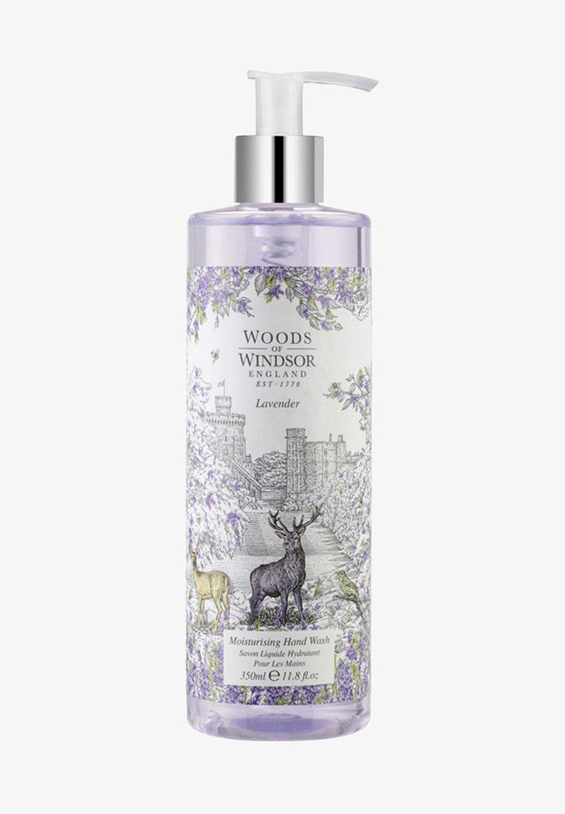 Woods of Windsor - FLÜSSIGSEIFE LAVENDEL 350 ML - Liquid soap - -