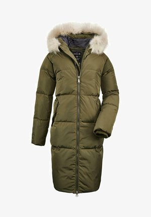VENTOSO  QUILTED CT A - Winter coat - green