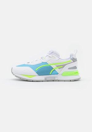 MIRAGE TECH METALLIC UNISEX - Sneakers basse - white/silver