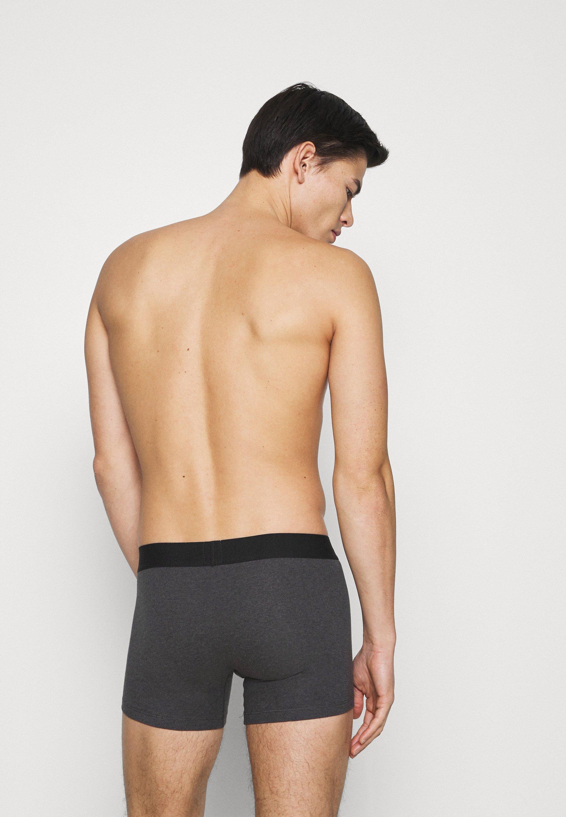 Men MEN SOLID BASIC 2 PACK - Pants