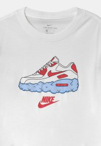 Nike Sportswear - CLOUD UNISEX - Print T-shirt - white - 2