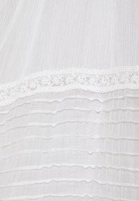 YAS - YASBIRINA DRESS - Maxi dress - pearled ivory - 2