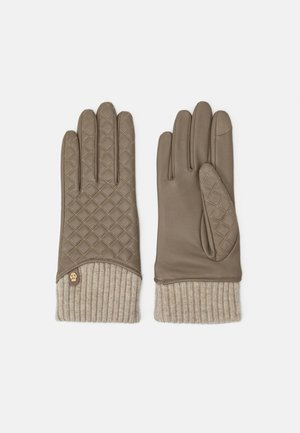 CHESTER TOUCH - Gloves - tan