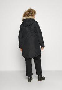 Vero Moda Curve - VMTROK - Winter jacket - black - 2