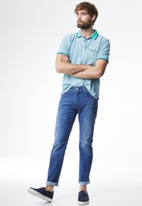 Pierre Cardin - LYON TAPERED - Jeans Tapered Fit - blue (82) - 1