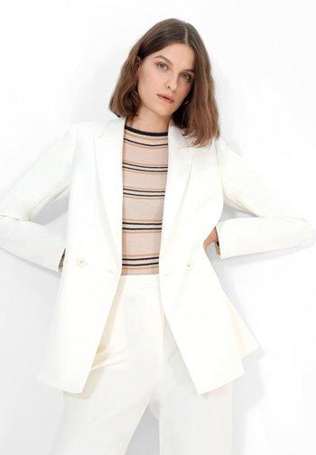 BLANCHE - Blazer - white