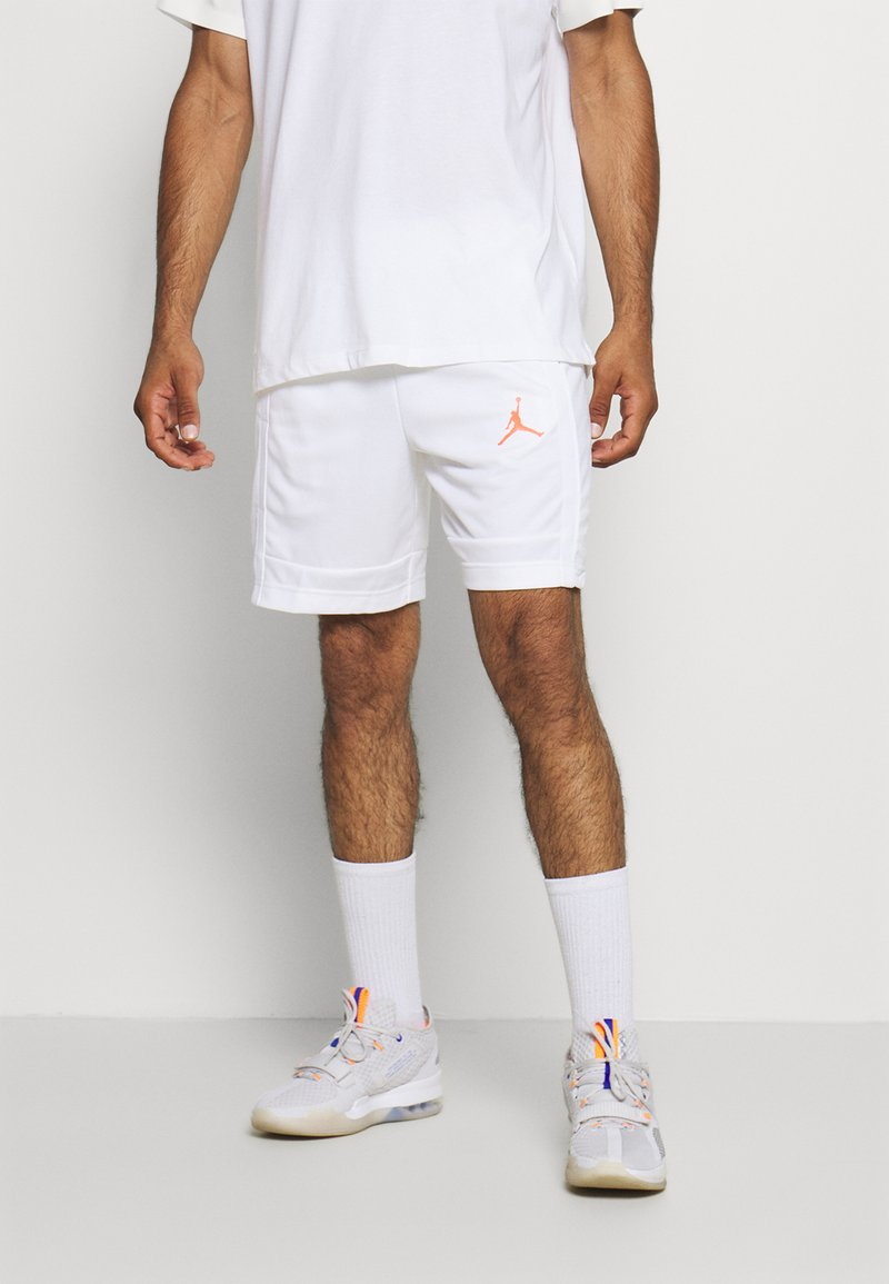 Jordan - AIR BBALL SHORT - Sports shorts - white