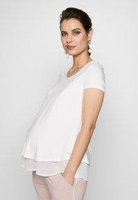 bellybutton - STILL ARM - Camiseta básica - cloud dancer - 0