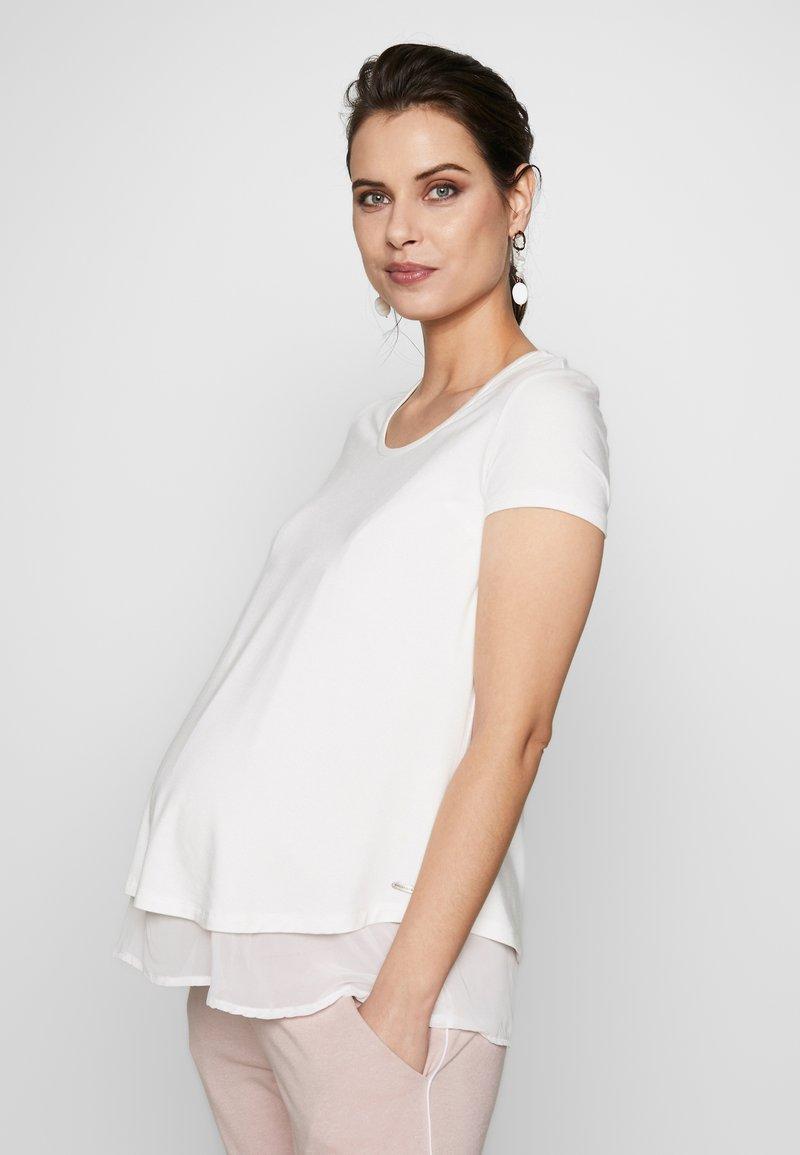 bellybutton - STILL ARM - Camiseta básica - cloud dancer