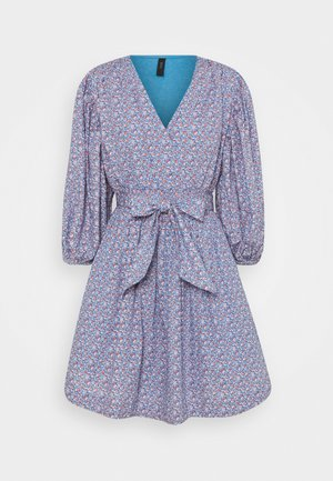 YASTASSA DRESS - Vardagsklänning - parisian blue/tassa